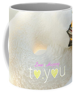 To You #001 Coffee Mug