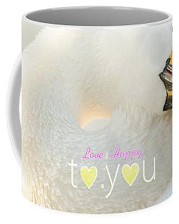 To You #001 Coffee Mug