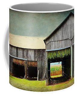 Tobacco Drying Coffee Mug