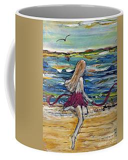 Today I Dance  Coffee Mug