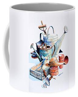 Todays Toil Tomorrows Pleasure II Coffee Mug