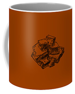 Toffee Fudge And Caramel  Coffee Mug