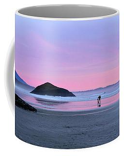 Tofino Sunset Coffee Mug by Keith Boone