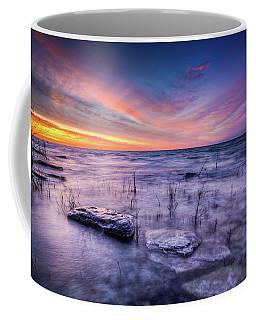 Toft Point Sunrise Coffee Mug