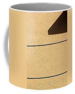Coffee Mug featuring the photograph Together Yet Apart by Prakash Ghai