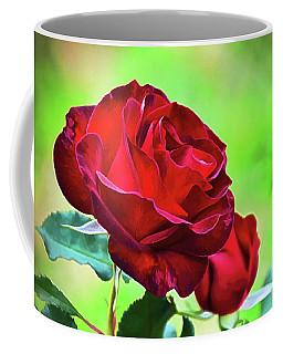 Toi Et Moi Coffee Mug by Diana Mary Sharpton