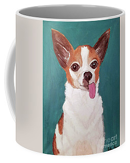 Coco Date With Paint Mar 19 Coffee Mug by Ania M Milo