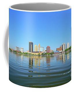 D12u-673 Toledo Ohio Skyline Photo Coffee Mug