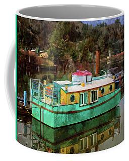 Toledo Showboat Coffee Mug