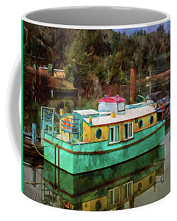 Toledo Showboat Coffee Mug
