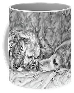 Tolerance Coffee Mug by Rhonda McDougall
