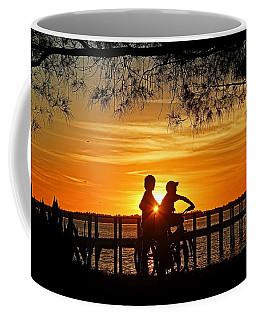 Coffee Mug featuring the photograph Tom And Huck by HH Photography of Florida