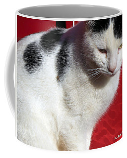 Tom Barn Cat  Coffee Mug