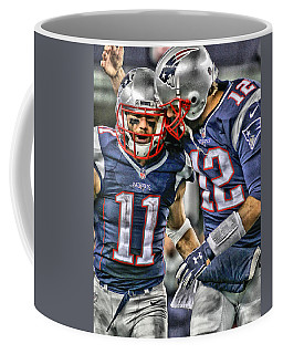 Tom Brady Art 1 Coffee Mug