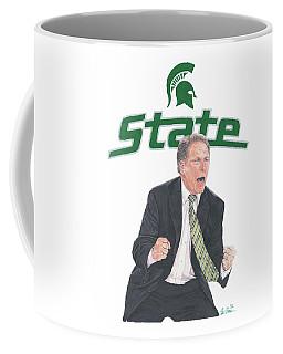 Tom Izzo Coffee Mug