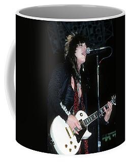 Tom Keifer Of Cinderella Coffee Mug