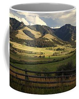 Tom Miner Vista Coffee Mug