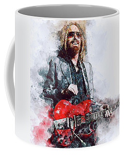 Tom Petty - 21 Coffee Mug