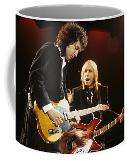 Tom Petty And Mike Campbell Coffee Mug