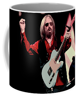 Tom Petty, Hypnotic Eye Coffee Mug