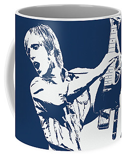 Tom Petty - Portrait 02 Coffee Mug