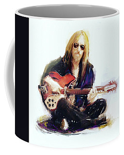 Tom Petty Coffee Mug