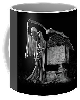 Tomas Riddle Tomb Harry Potter Coffee Mug by Gina Dsgn