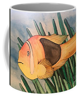 Tomato Clown Fish Coffee Mug