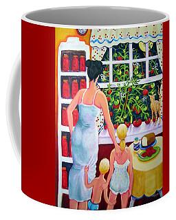 Tomato - Materphobia Coffee Mug