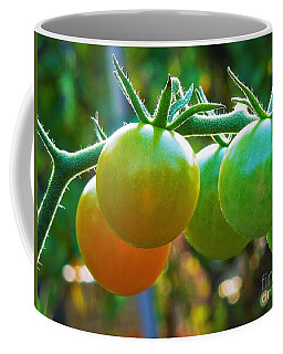 Tomato Plant Coffee Mug