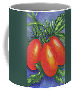 Tomato Roma Coffee Mug