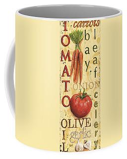 Vegetables Coffee Mugs