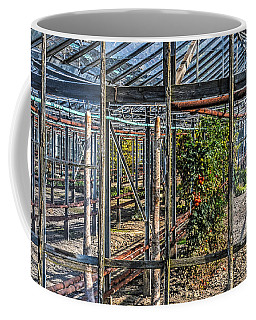 Tomatoes And Pumpkins Coffee Mug