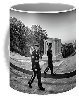 Tomb Of The Unknown Guards Coffee Mug
