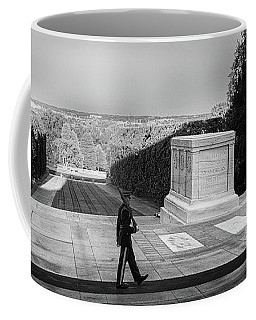 Tomb Of The Unknown Coffee Mug by Paul Seymour
