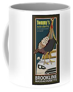 Tommy's Alarms Coffee Mug