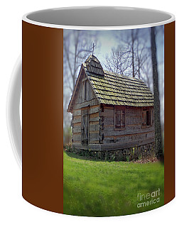Tom's Country Church And School Coffee Mug