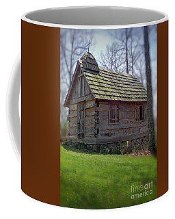 Tom's Country Church And School Coffee Mug