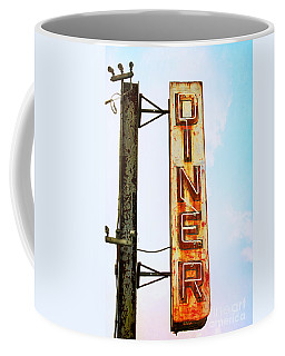 Tom's Diner Coffee Mug