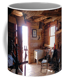 Tom's Old Fashion Cabin Coffee Mug