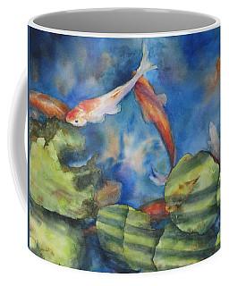 Tom's Pond Coffee Mug