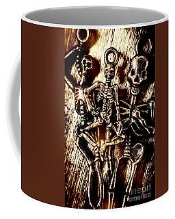 Tones Of Halloween Horror Coffee Mug