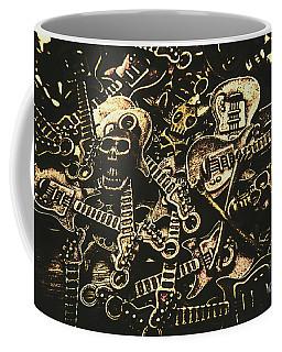Tones Of Hard Rock Coffee Mug