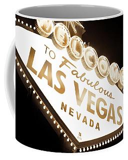 Tonight In Vegas Coffee Mug