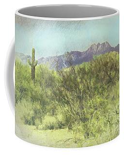 Tonto National Forest Coffee Mug