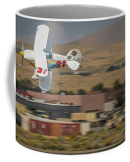 Coffee Mug featuring the photograph Tony Higa In Tango Tango 16x9 Aspect Signature Edition by John King