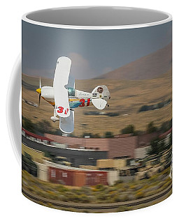 Coffee Mug featuring the photograph Tony Higa In Tango Tango 5x7 Aspect Signature Edition by John King