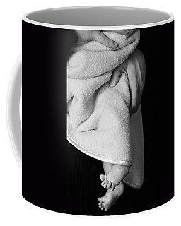 Coffee Mug featuring the photograph Tootsies by Angela Rath
