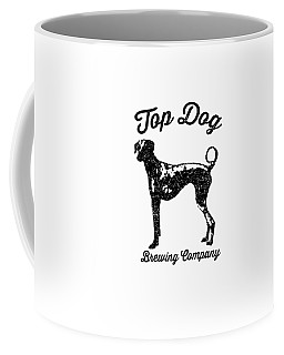 Top Dog Brewing Company Tee Coffee Mug