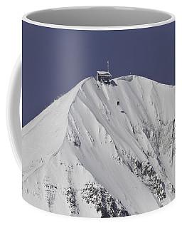 Top Of The Tram Coffee Mug